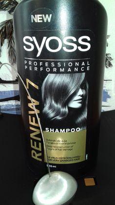 Renew 7 Syoss Professional  Performance NEW/ Shampoo