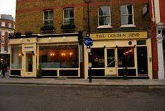 The Golden Hind Fish and Chips 73 Marylebone Lane London W1U 2PN, 73 Marylebone