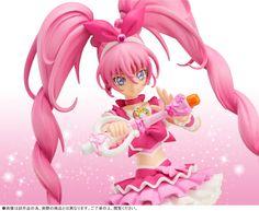 Cure Melody - S.H.Figuarts キュアメロディ   プレミアムバンダイ   バンダイ公式通販サイト