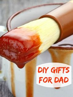 Father's Day Gift Ideas – Make Condiments, Get Compliments