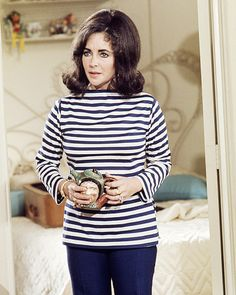 The Only Game in Town  | Elizabeth Taylor In The Only Game In Town Print by Silver Screen