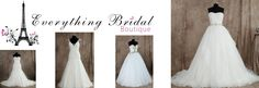 Everything Bridal Boutique http://www.weddingscene.co.za/everything-bridal-boutique.html