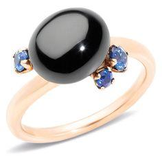 Month Gemstones, Black Gold Jewelry, Gold Jewellery, Jewelry Trends, Jewelry Ideas, Diy Jewelry, Jewelry Making, Pomellato, Turquoise