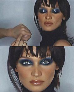 Makeup Inspo, Makeup Art, Makeup Inspiration, Beauty Makeup, Hair Beauty, Vogue Makeup, Fairy Makeup, Mermaid Makeup, Cute Makeup