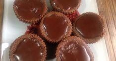 Шоколадно тыквенный десерт