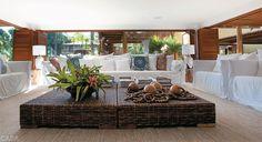 Prêmio Casa Claudia 2013 | Categoria: DECORAÇÃO NA PRAIA | Local: Praia de Itapororoca, em Trancoso | Projeto: David Bastos, arquiteto baiano