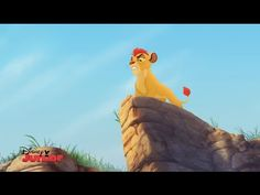 DISNEY IS MAKING A TV SERIES AND TV-MOVIE BASED ON SIMBA'S SON, KION  WATCH THE PREVIEW HERE.  http://www.reidunbeate.com/2015/08/13/disney-is-making-a-tv-series-based-on-simbas-son-2/