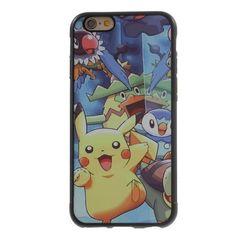 Coque iPhone 6 / 6s Pokémon Go - imprimé Pokémon
