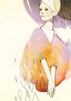Les Filles by Ekaterina Koroleva on Behance