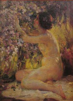 Manacá, de Georgina de Albuquerque  (c. 1922).