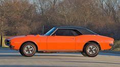 1968 Pontiac Firebird Ram Air I - 2 - Print Image 1966 Chevelle, Chevrolet Camaro, Pontiac 400, Monster Energy Nascar, Mercury Capri, Amc Javelin, Pontiac Firebird Trans Am, Cars Usa