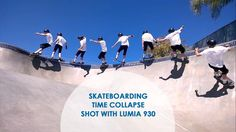 A time collapse video created with documentary footage of professional pool skater Cory Juneau captured with the Lumia 930. This video combines more than 60 takes of Cory skating, collapsed together in post-production to produce seven stunning scenes. The crazy part: there are zero CG elements in this video. Credits:   Directed by: Cy Kuckenbaker Edited by: Cy Kuckenbaker and Alex Graham   Producer: Cy Kuckenbaker and Melissa Cabral Director of Photography: Cy Kuckenbaker Sound mix: ...