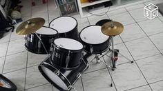 Batterie junior drumtech de 2 à 7 ans environ Instruments de musique Nord - leboncoin.fr
