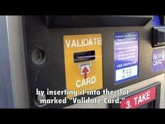 How To Use The RTC Ticket Vending Machine (TVM) las vegas