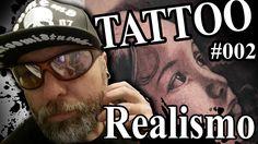 Tatuagem Realista (Realism Portrait Tattoo)
