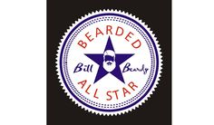 BEARDED ALL STAR  ##BILLBEARDY #bill_beardy