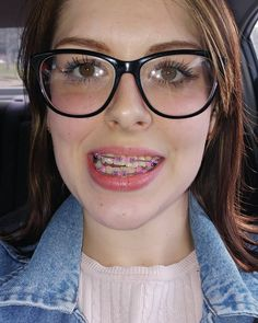 95 best braces and glasses images in 2019  braces