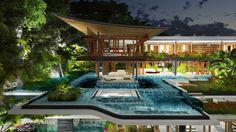 #Xalima Island Villa: una villa di #lusso onirica | #LuxuryEstate #Casedilusso #isole