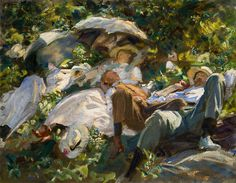 John Singer Sargent's Artistic Circle | The Met Store Magazine