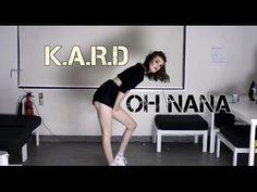 K.A.R.D - Oh NaNa (Dance Cover) //HD