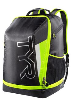 476ce6068c tyr transition bag black and yellow - Google Search Wetsuit, Backpacks,  Workout Gear,