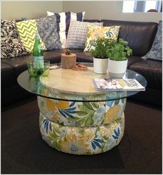 Amazing Interior Design 15 Awesome DIY Coffee Table Ideas for Your Living Room