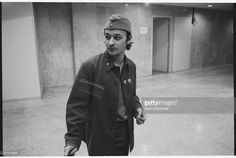 Singer James Dean Bradfield, of Welsh alternative rock group the Manic Street Preachers, Bangkok, Thailand, 27th April 1994.