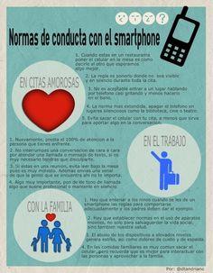 El manual de buenas costumbres para el smartphone