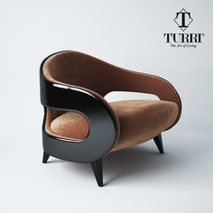 Armchair TURRI Miller Model available on Turbo Squid, the world's leading provider of digital models for visualization, films, television, and games. Sofa Furniture, Luxury Furniture, Modern Furniture, Furniture Design, Living Room Sofa Design, Home Room Design, Wooden Laptop Stand, Home Decor Boxes, Chaise Chair