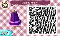 Daphne Blake | QRCrossing.com