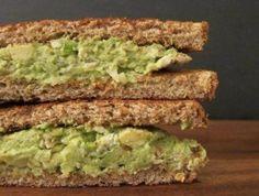 Avocado Chicken Salad -no mayo added!