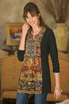 Inspired by Palestinian traditional dress