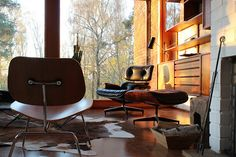 Who could say no to the classic Eames Lounge Chair? http://www.nest.co.uk/search/vitra-eames-lounge-chair-ottoman