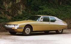 Once again we were off on our great annual pilgrimage to seek the Holy Grail -- the Car of the Year.... - 1972 Citroen SM