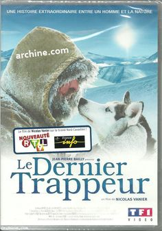 DVD * LE DERNIER TRAPPEUR une histoire entre un homme et la nature (NEUF Scellé)