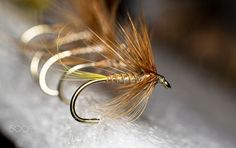 Time Flies When Tying Flies by Timo Heikinmatti Fishing Lures, Fly Fishing, Fly Tying, Tie, Ties, Bass Fishing Lures