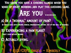 #halloween #humor #patienthumor #rsdcrpsangels #rsd #crps #rsdawareness #crpsawareness #angels #angelsproject #pain #illness #chronic #fibro #chronicpain #chronicillness #invisibleillness #awareness #awarenessmatters #spoonie #spoonielife #fibrolife #awarenessposter #disability