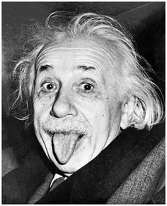 """The Photograph that Allowed Geniuses to Have a Sense of Humor  """"Einstein with his Tongue Out"""" Arthur Sasse, 1951"""