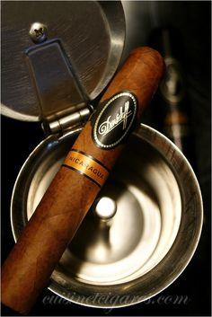 Davidoff Nicaragua Robusto - Cuisine et Cigares