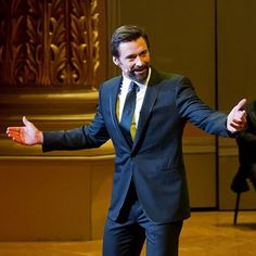 Hugh Jackman, Suit Jacket, Breast, Suits, Jackets, Fashion, Celebrities, Down Jackets, Outfits