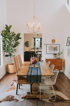 Excellent 62 Best Bohemian Dining Rooms Images In 2019 Interior Cjindustries Chair Design For Home Cjindustriesco