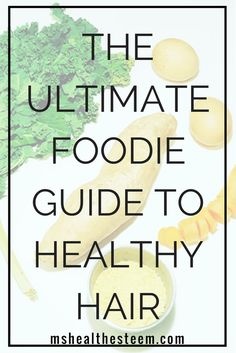 The ultimate foodie guide to healthy hair. Gluten free, vegetarian nutrition for hair health and beauty. Healthy Gluten Free Recipes, Delicious Vegan Recipes, Nutrition Guide, Healthy Nutrition, Healthy Beauty, Healthy Hair, Hair Health And Beauty, Graves Disease, Healthy Lifestyle Tips
