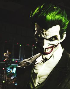 The Joker from Arkham Origins