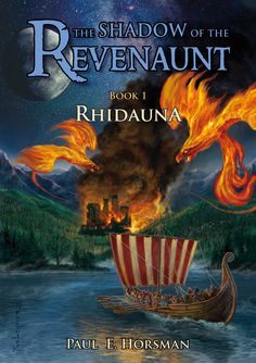 RHIDAUNA Book # 1 of The Shadow of the Revenaunt series for Y. and Adults. This is the Jos Weijmer cover of the edition, now Out of Stock, Jun Great Books, My Books, Medieval Town, New Trailers, Coming Of Age, Fantasy Books, Book Publishing, Book 1, Cover Art
