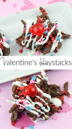 Valentine's Haystack
