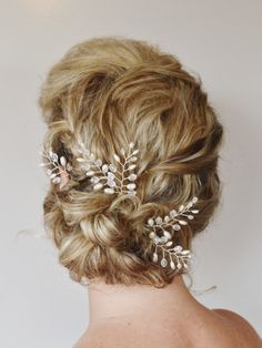 Amazing bridal updo