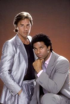 Because once upon a time, Miami Vice was on top y'all! Don't lie, you know you watched, and even more, you know you wore those fashions!!!