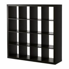 Shelving Expedit black-brown 149x149 Price: EUR 30 10245 Berlin - Friedrichshain