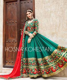 #afghan #style #dress #fashion