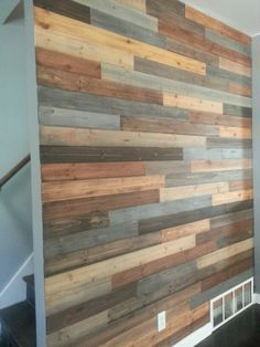 Faux Wood Wall Art Rustic Walls Barn Board